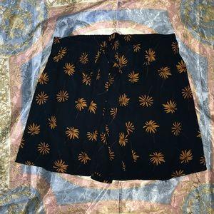 Madewell pull on tie shorts fresh daisy